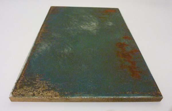 Peinture effet bronze antique donne auxsurfaces un aspect oxyd - Couleur bronze peinture ...